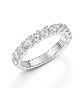 Brilliant Claw Set Diamond Eternity 1.00cts