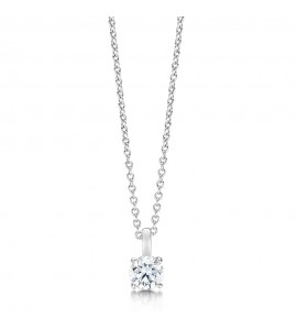Adore Brilliant Diamond Necklace 0.70cts