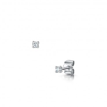 Diamond Earrings 0.10cts