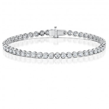 Diamond Tennis Bracelet 3.00cts