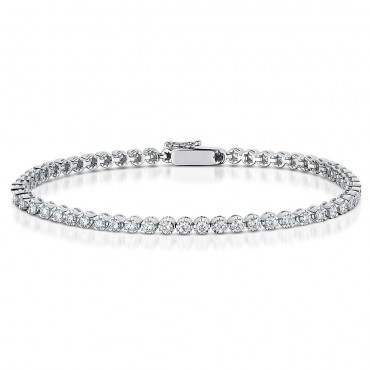 Diamond Tennis Bracelet 2.00cts