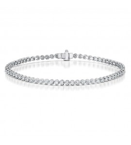 Diamond Tennis Bracelet 1.00cts