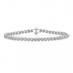 Diamond Tennis Bracelet 5.00cts